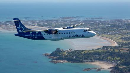 Blue Islands will fly from Dublin to Jersey in 2022