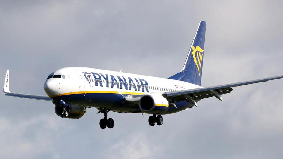 """Ryanair have said the refunds received via credit card chargebacks are """"unlawful"""". Photo: PA/Niall Carson."""