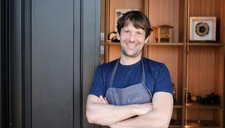 Rene Redzepi, chef and co-owner of Noma