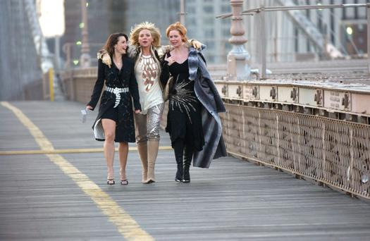 New York is the iconic location for Sex and the City