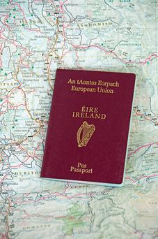 Anyone born on the island of Ireland or whose parents are Irish automatically qualifies for citizenship. GETTY