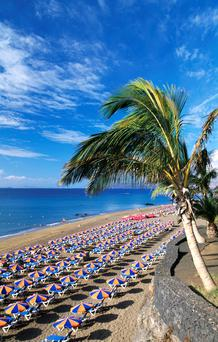 Canary Islands File photo: Getty