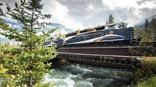 Into the Rockies:The Rocky Mountaineer