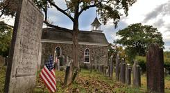Sleepy Hollow...America's most haunted town