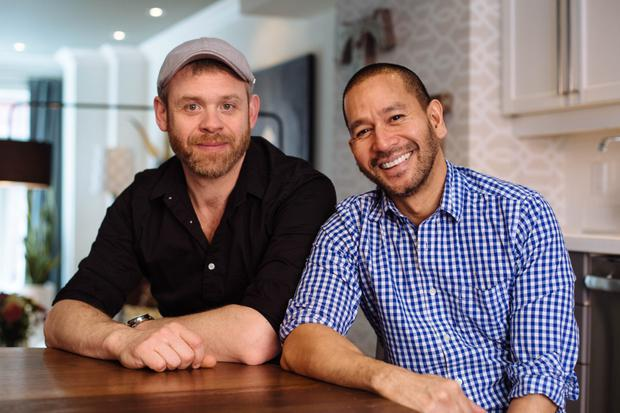 Tim and Nick's downtown Toronto home has rates from €29 per night, based on a 10-night minimum