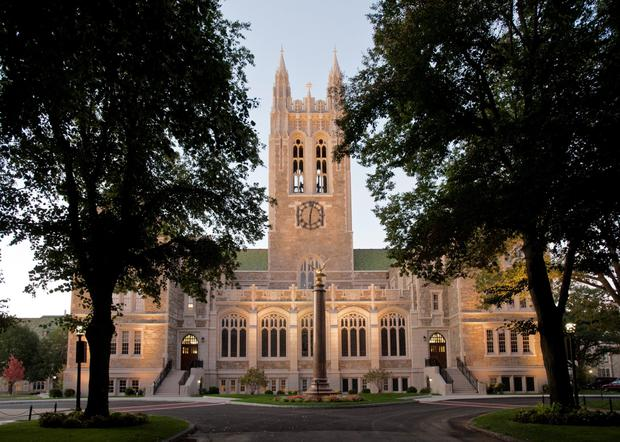 Gasson Hall, Boston College