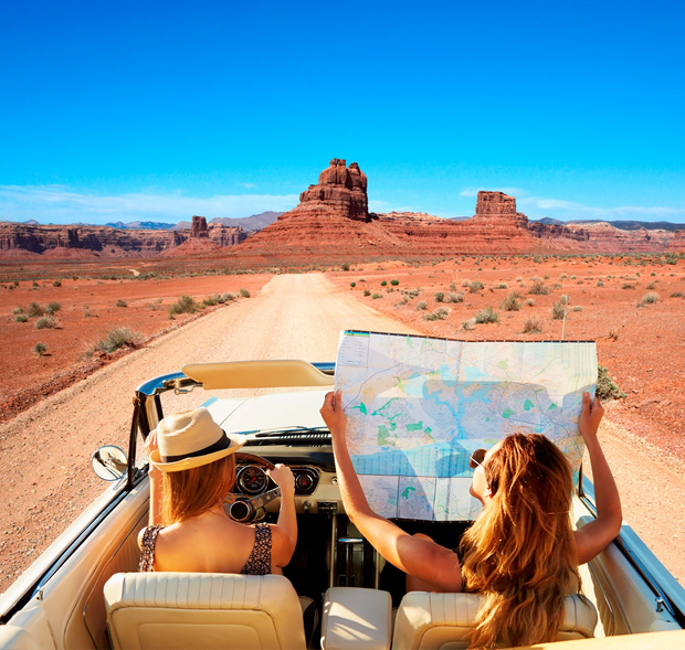 Plan ahead to make the most of your J1 roadtrip. Photo: Getty Images.