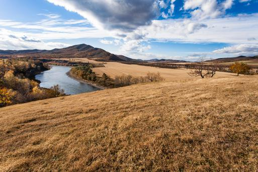 Mongolia's pristine and uncrowded landscape