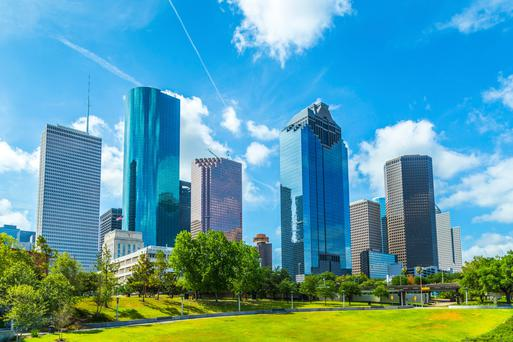 Cultural hub: Houston, Texas