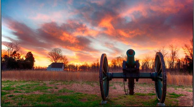 Civil War history, stories, sites and monuments are found everywhere in Virginia