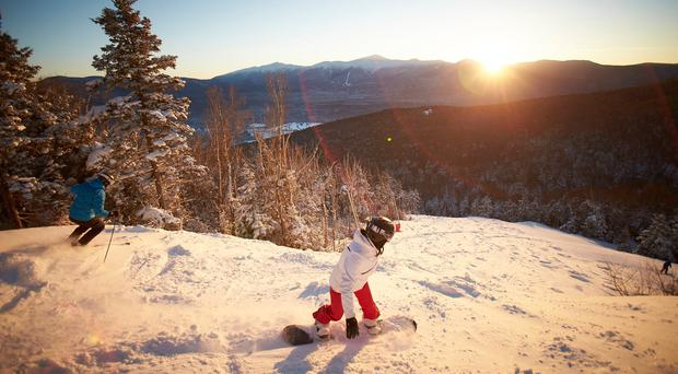 Living free in New Hampshire: A road (and ski) trip to remember