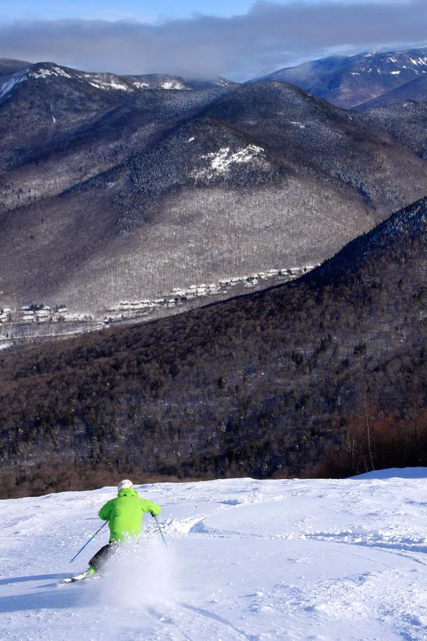 Living Free In New Hampshire A Road And Ski Trip To