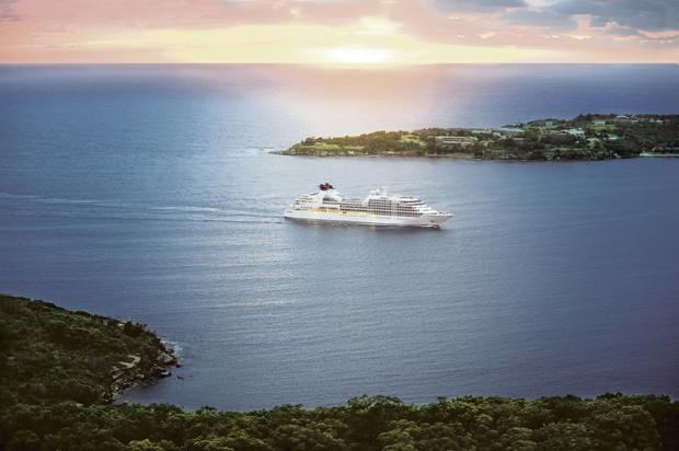 Beauty and the sea: Take an Alaskan 'Venture' with a luxury Seabourn liner
