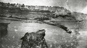 The 'SS River Clyde' at Gallipoli