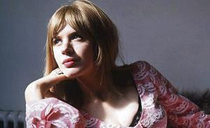 The youthful beauty that caught Mick Jagger's eye