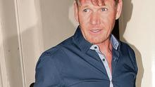 Makeover: Gordon's new  look  Getty