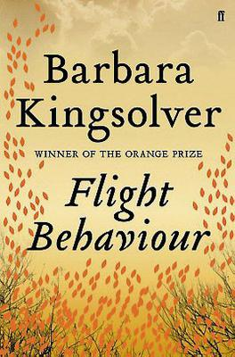 Marian Keyes's pick Barbara Kingsolver, Flight Behaviour