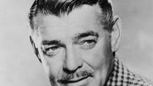 Hir-suits you sir: Clark Gable's moustache is a timeless classic