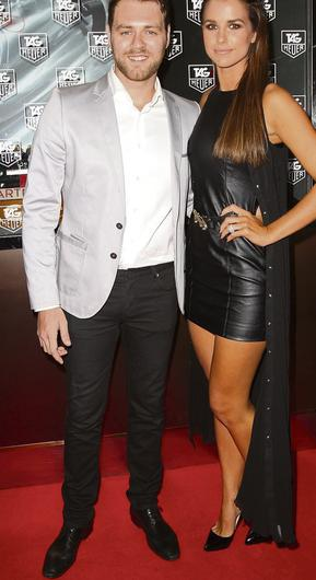 rian and Vogue in Melbourne last year