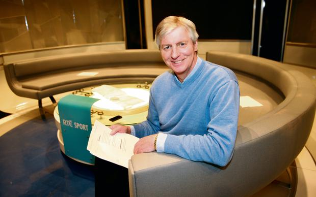 Anchor man: Michael Lyster