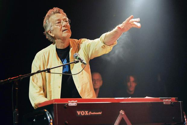 Ray Manzarek of The Doors performs at the Sunset Strip Music Festival launch party celebrating The  sc 1 st  Independent.ie & The Doors musical genius who made the organ safe for rocku0027nu0027roll ...