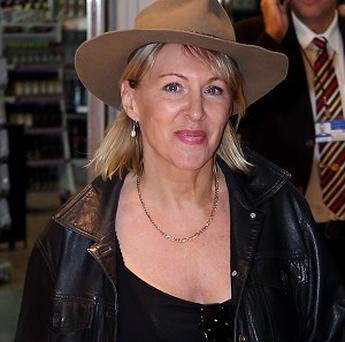 MP Nadine Dorries has Irish roots