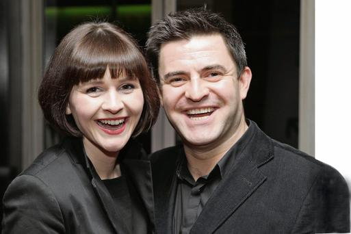 Holly Ni Chairda and Joe O'Shea are getting married in Joe's hometown of Cork.