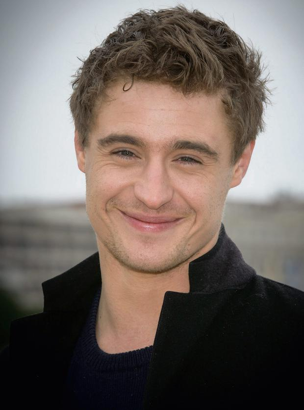 Max Irons is keen to shake off the 'guy candy' image.