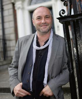 Award-winning Colum McCann has written six novels and two short story collections. Photo: Conor McCabe.