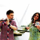 The Fleadh Cheoil takes place in Derry.
