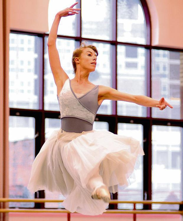Ballerinas are more than dancers, they're athletes at the top of their game.