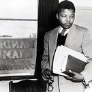 Mandela pictured in 1952.
