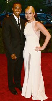 Disgraced golfer Tiger Woods with new love Lindsay Vonn
