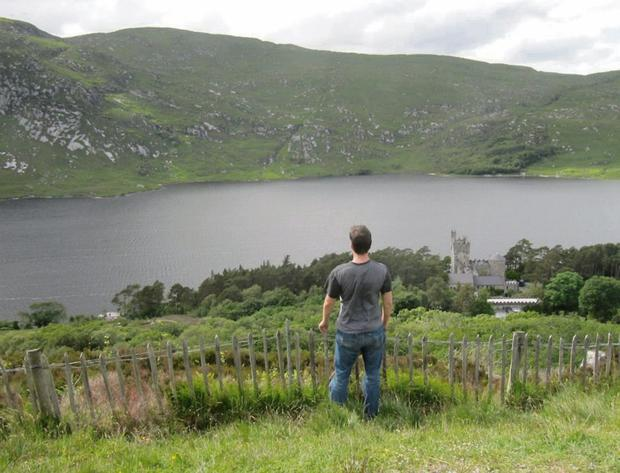 The magnificent Glenveagh National Park.