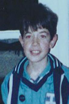 Missing since 1986: Philip Cairns