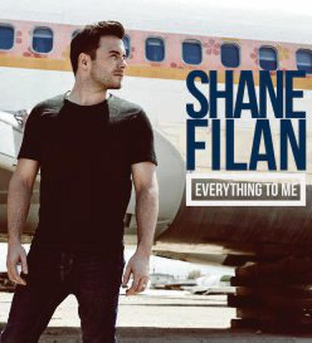 Shane is set to release his debut solo single Everything To Me