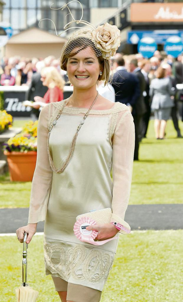 Naoise Pelin, 2013 winner Etihad Airways Guineas, at the Curragh
