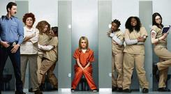 Netflix latest drama is 'Orange is the New Black', which was made available to subscribers here last week