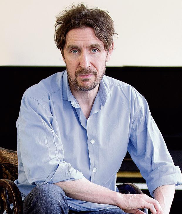 The incurable insomniac: Actor Paul McGann, soon to be seen at the Abbey Theatre in Dublin, is plagued by insomnia