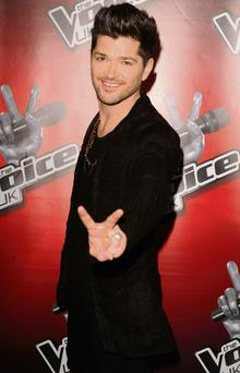 The Script's Danny O'Donoghue has stepped down from 'The Voice UK'