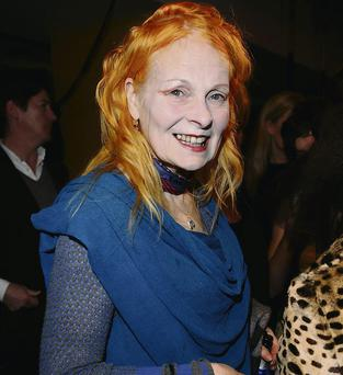Vivienne Westwood has already come under fire for saying poor people buy too many clothes