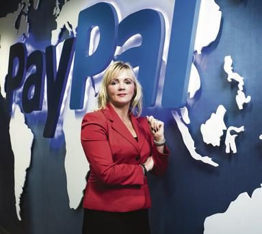 Louise Phelan, Vice President of Global Operations in Europe, the Middle East & Africa at PayPal