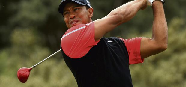 Fore! The world's biggest gaming company has put Tiger in the rough