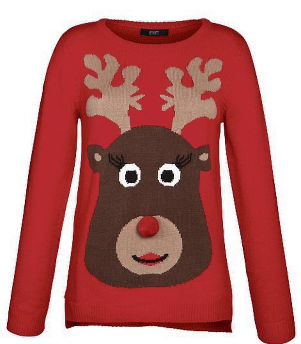 7d4a98c616a The Pleasure List  Nothing naff about Christmas sweaters ...
