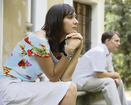 Three's a crowd: work – not infidelity – can be the real problem, according to Peter Kelly. Photo: Thinkstock