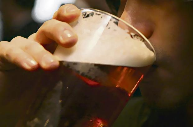 Hail to the ale: Teen drinking can only be tackled if we look at our attitude as adults and our free and easy approach to alcohol