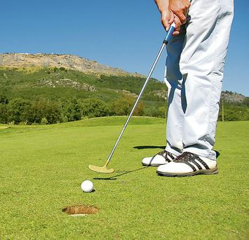 Golf destination: Alentejo.