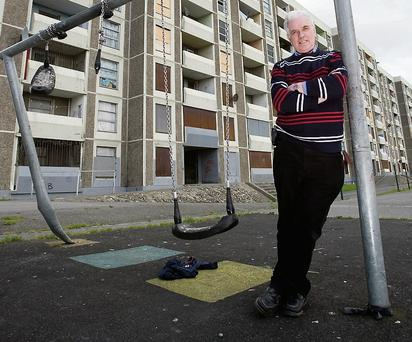 Fr Peter McVerry says the housing shortage in Ireland is 'beyond crisis point'