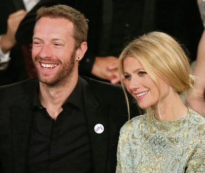 Who gets the blame? Chris Martin and Gwyneth Paltrow.
