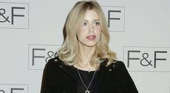 Tragedy: The late Peaches Geldof